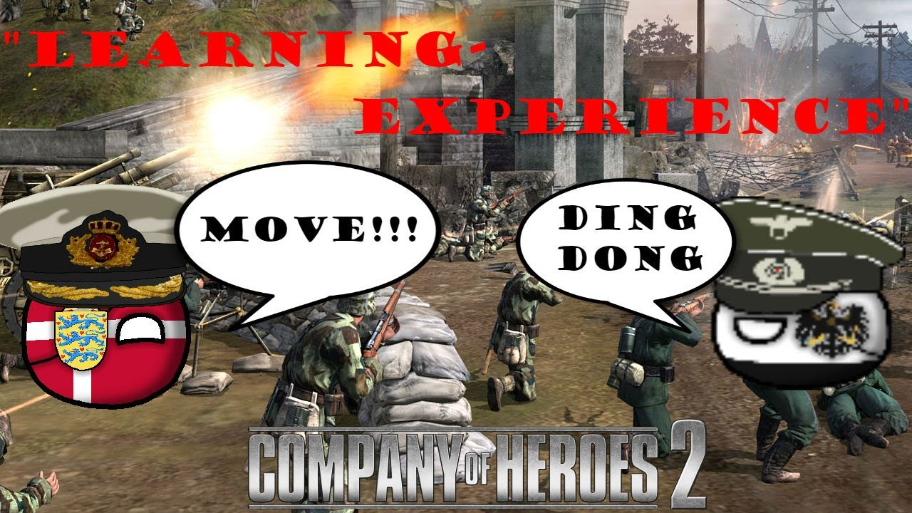 company of heroes 2 memes