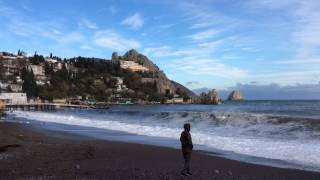 Бабье Лето.Черное Море.Приглашаю на Отдых.Гурзуф.Крым(, 2014-10-27T23:54:46.000Z)