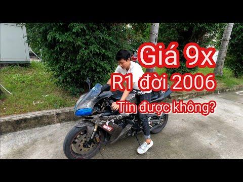 Yamaha R1 đời 2006 giá 9x ??? Tin được không???