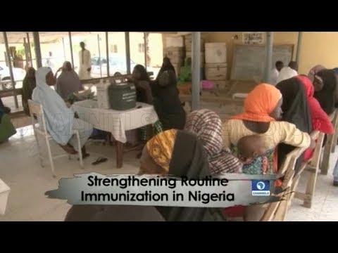 Strengthening Routine Immunization In Nigeria | Africa 54 |