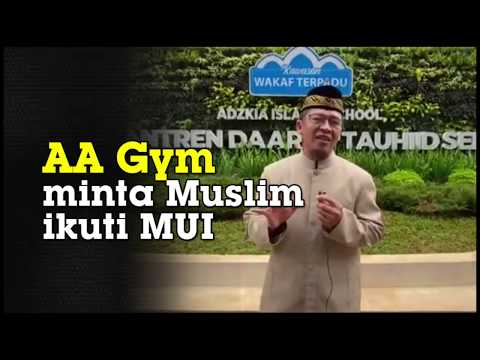 Video Aa Gym Naik Basikal Lawan Covid 19 Kitareporters Warna Warna Kehidupan Kita