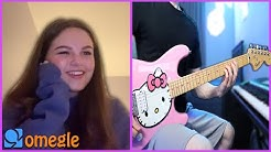Playing Guitar on Omegle but I pretend I'm a beginner 2