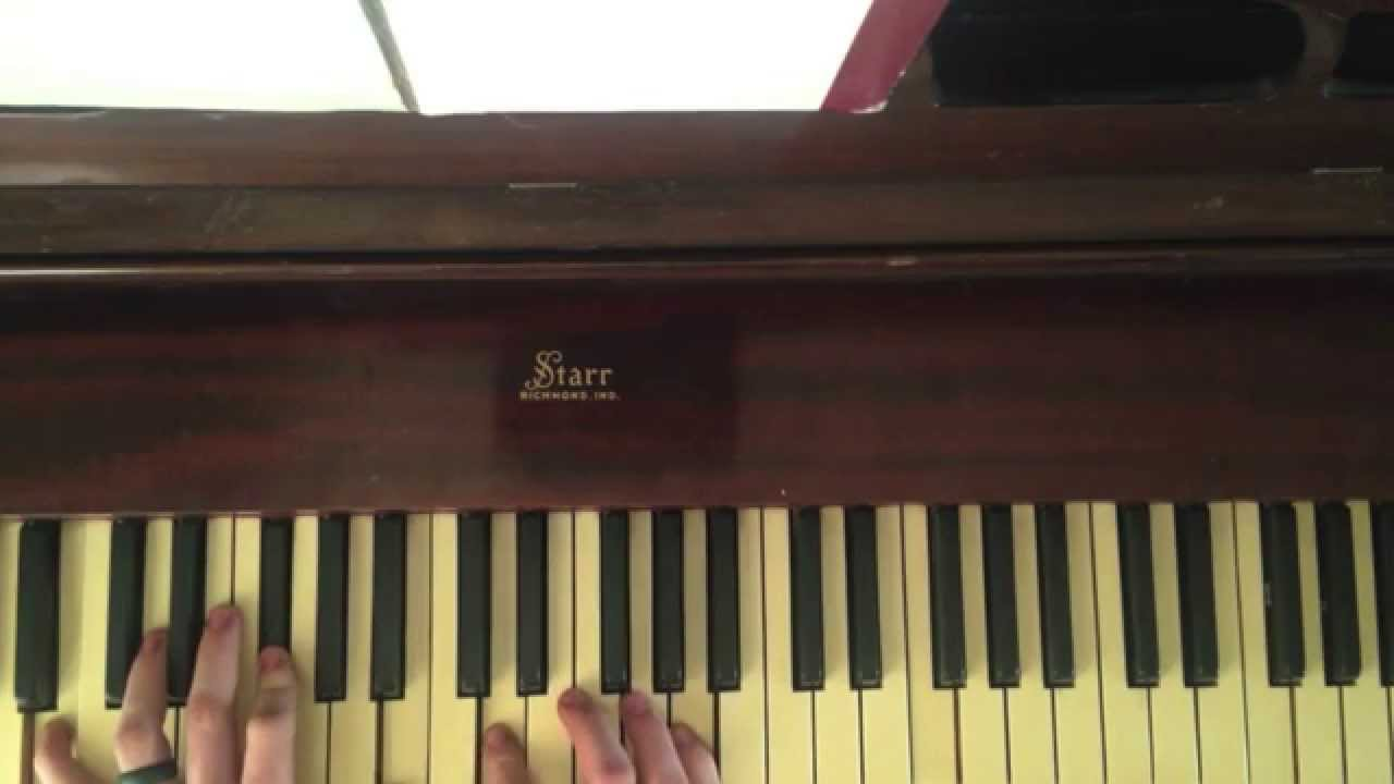 How to play great in us elevation worship piano tutorial youtube how to play great in us elevation worship piano tutorial baditri Images
