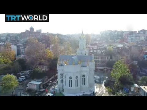Istanbul Iron Church: World's last remaining iron church restored
