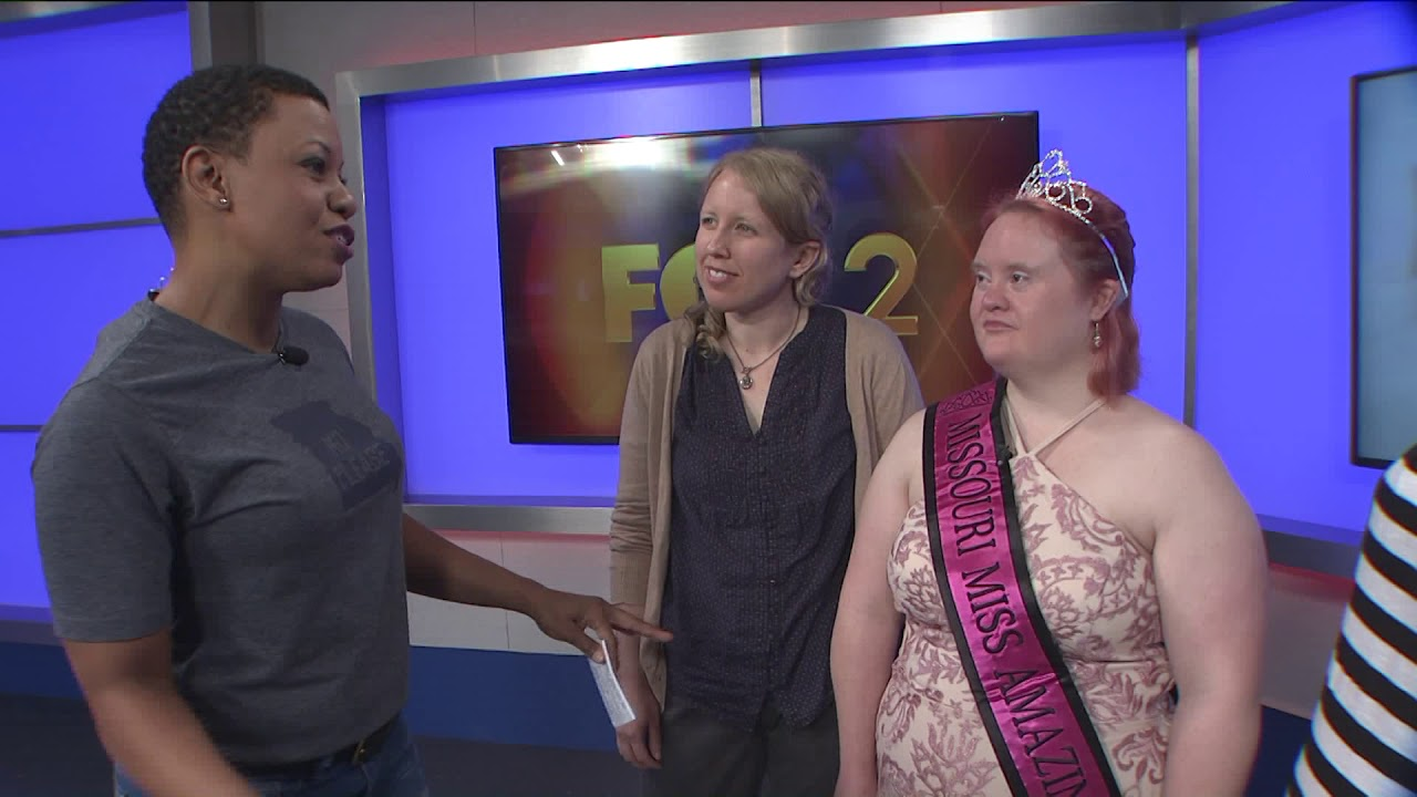 Miss missouri state fair pageant - Fox 2 9am Missouri Miss Amazing Pageant
