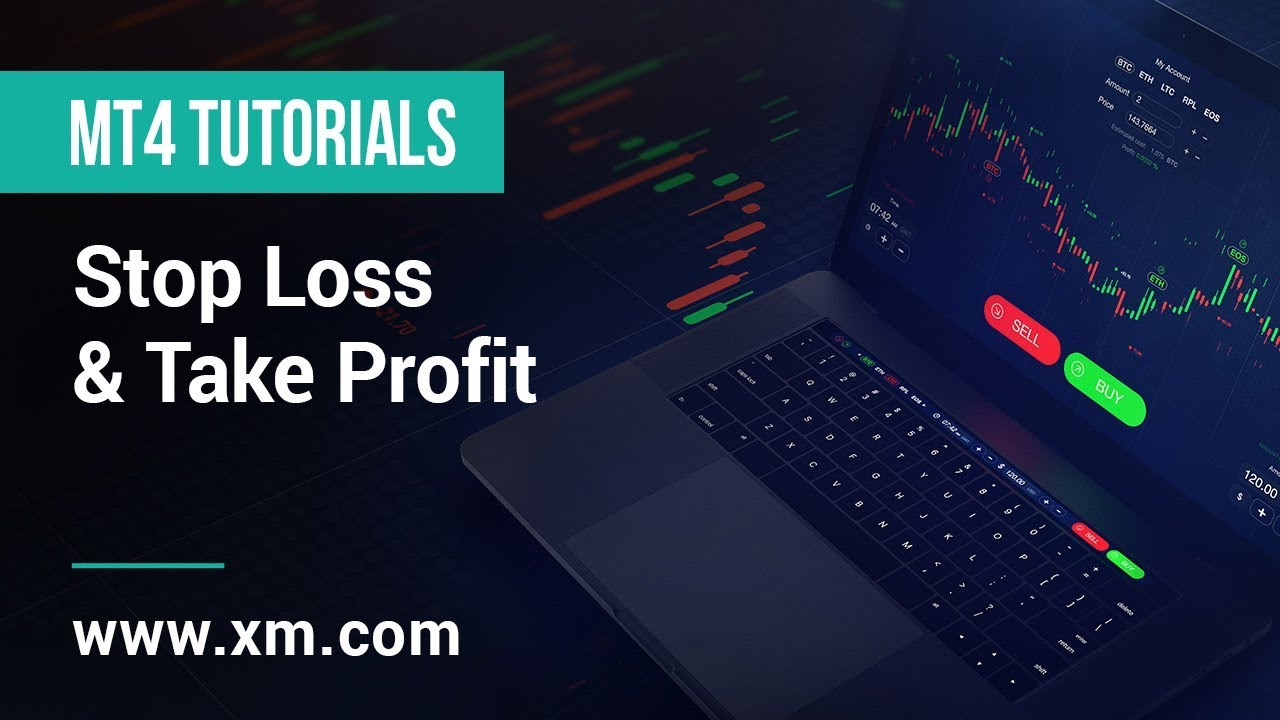 Xm Com Mt4 Tutorials Stop Loss Take Profit Youtube