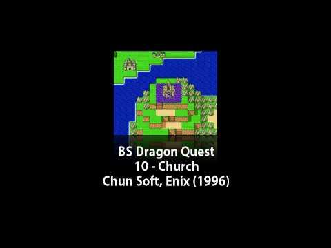 SNES - BS Dragon Quest - 10 - Church