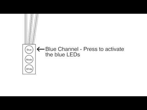 Satellite Freshwater LED Installation Guide