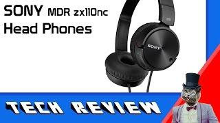 Video Sony mdr zx110nc Noise Cancelling Headphones Review | Patryk Lazarz | Tech Man Pat | Tech Man Pat download MP3, 3GP, MP4, WEBM, AVI, FLV Juli 2018