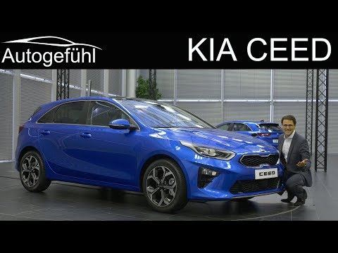 All-new Kia Ceed REVIEW reveal 2018/2019 - Autogefühl