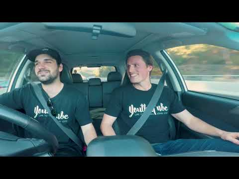 Carpool Karaoke // Jackson and Brett // youth at nbc