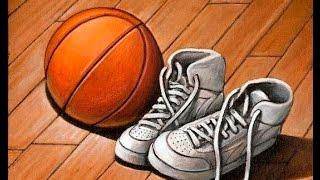 Уроки от Sky-Starа ( Как держать два баскетбольных мяча в одной руке )---(6 серия)