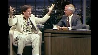 Robin Williams Carson Tonight Show 07 22 1982