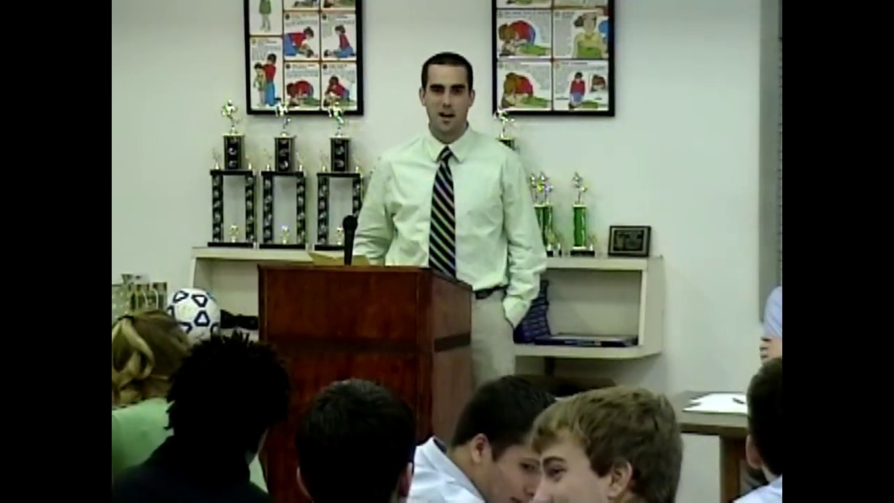 CCRS Fall Sports Awards part two  12-11-04