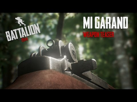 Weapons of Battalion 1944 #1 - M1 GARAND
