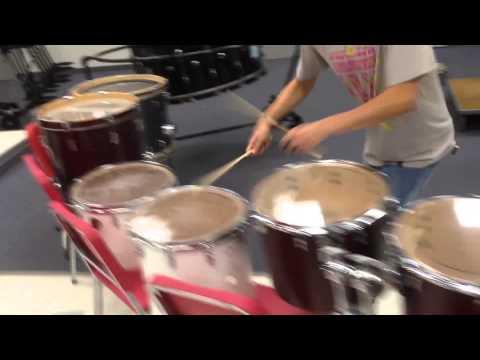 Hawaii FiveO Drum Intro