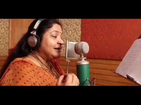 Amarakaaviyam - Mounam Paesum Making | Chitra |...