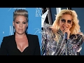 Pink FIRES BACK At Claims That Lady Gaga Copied Her With Super Bowl Performance