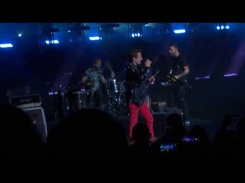 Muse - The 2nd Law: Unsustainable (live, with Matt's vocals) - Royal Albert Hall, London 3/12/2018