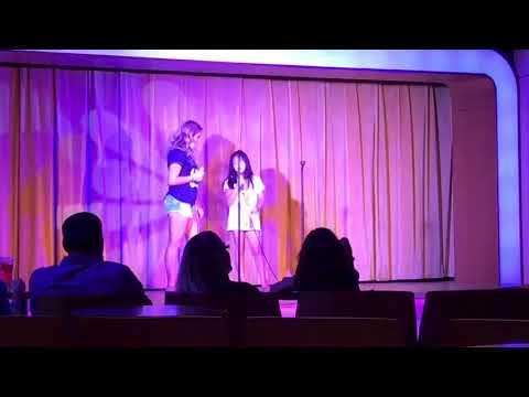 Karaoke on the Disney Magic