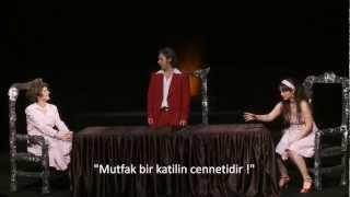 Kocasını Pişiren Kadın / Tiyatro 3