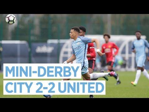OUTRAGEOUS SKILL! | CITY U18 2-2 UNITED U18