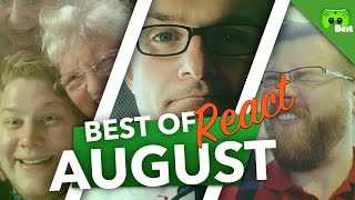 REACT: PietSmiet Best of August 2017