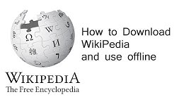 How to download wikipedia offline ✔