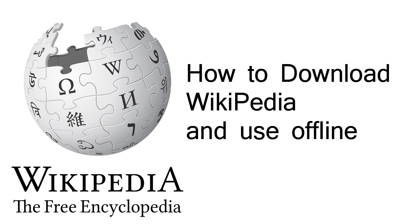 free offline encyclopedia