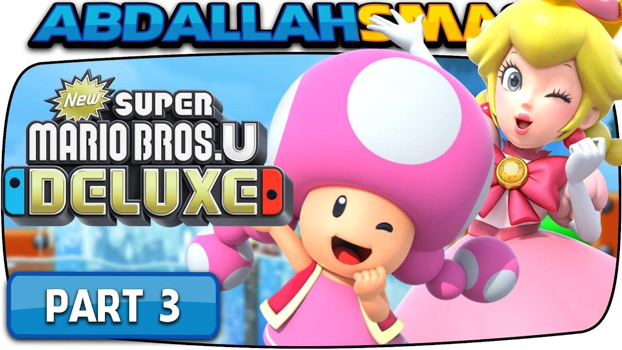 86 51 MB] New Super Mario Bros U Deluxe - Sparkling Waters
