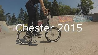 Few Clips at Chester