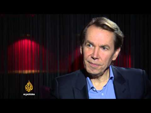 Talk to Al Jazeera - Jeff Koons: High art or plain extravagance?