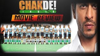Chak De India Official Full Movie Review | Shahrukh Khan | Discussion