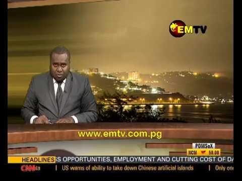EMTV News – 1 June, 2018