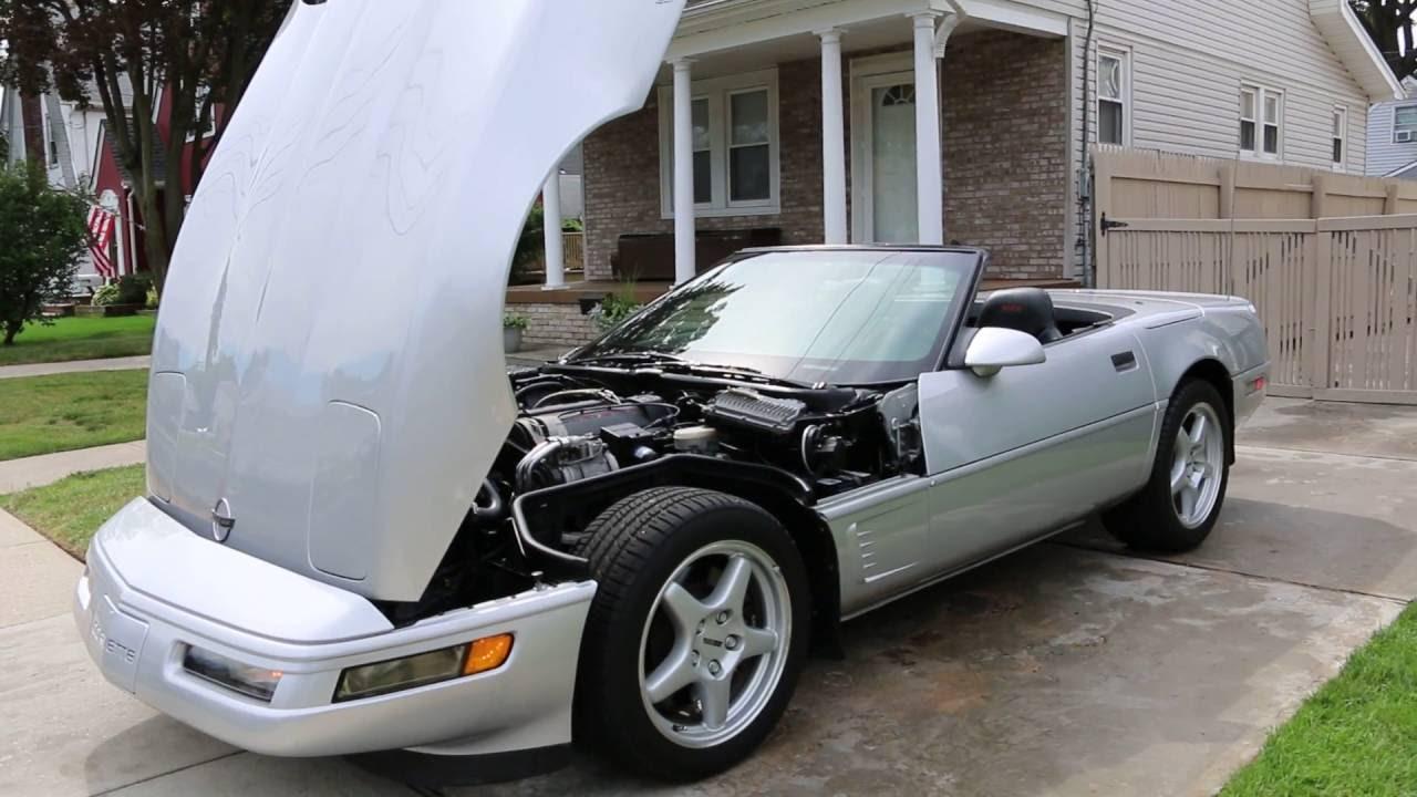 1996 Corvette Collector Edition For