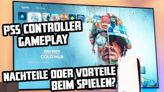 Alle PS4 Games zum laufen bringen + PS5 Gameplay COD Cold War, Fortnite, Spider-Man mit DualSense