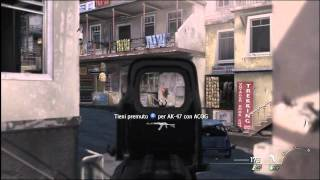 Modern Warfare 3 Walkthrough HD (ITA) - Sei morto, vero? - Episodio 4