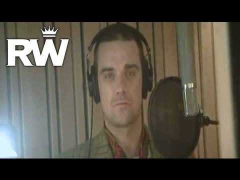 Robbie Williams | 'Intensive Care' | A Place To Crash