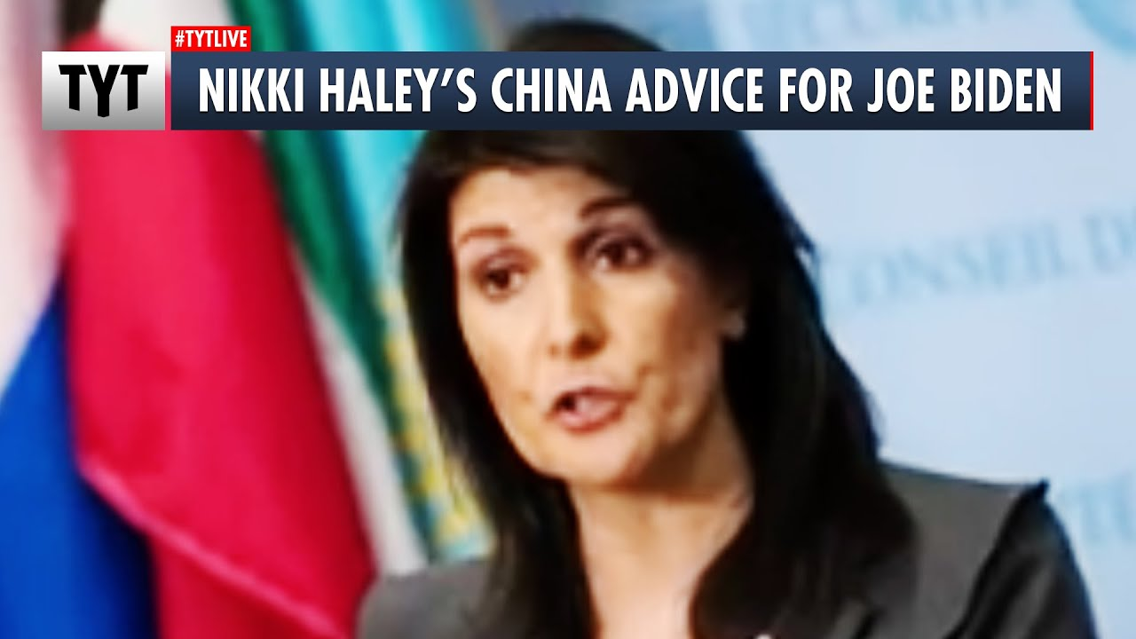 Nikki Haley: Joe Biden Should Go After China