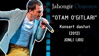 Скачать Jahongir Otajonov Otam O Gitlari Deb Nomlangan Konsert Nasturi 2012