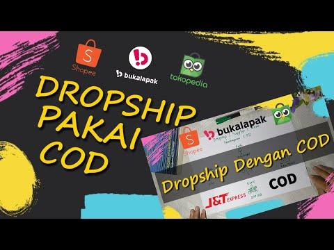 cara-dropship-di-shopee-menggunakan-cod