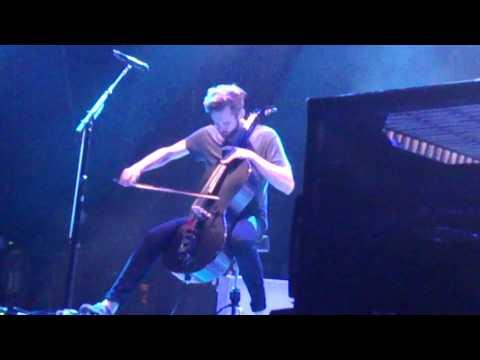 """Au revoir"" OneRepublic, live in Burgettstown, PA (August 8th 2014)"