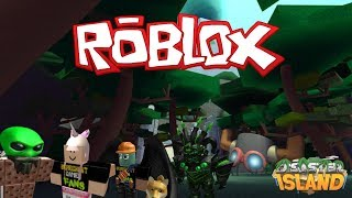 The FGN Crew Plays: ROBLOX - Disaster Island