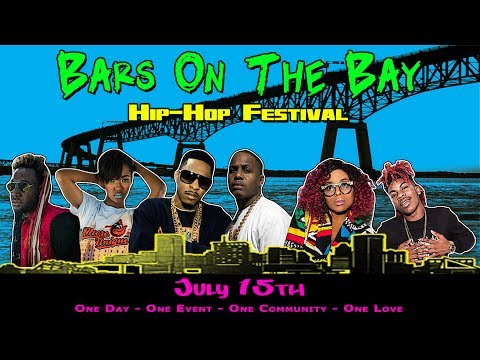 BARS ON THE BAY: Baltimore's Hip-Hop Festival Staring King Los, AZ, Yvng Swag, TT The Artist & More!