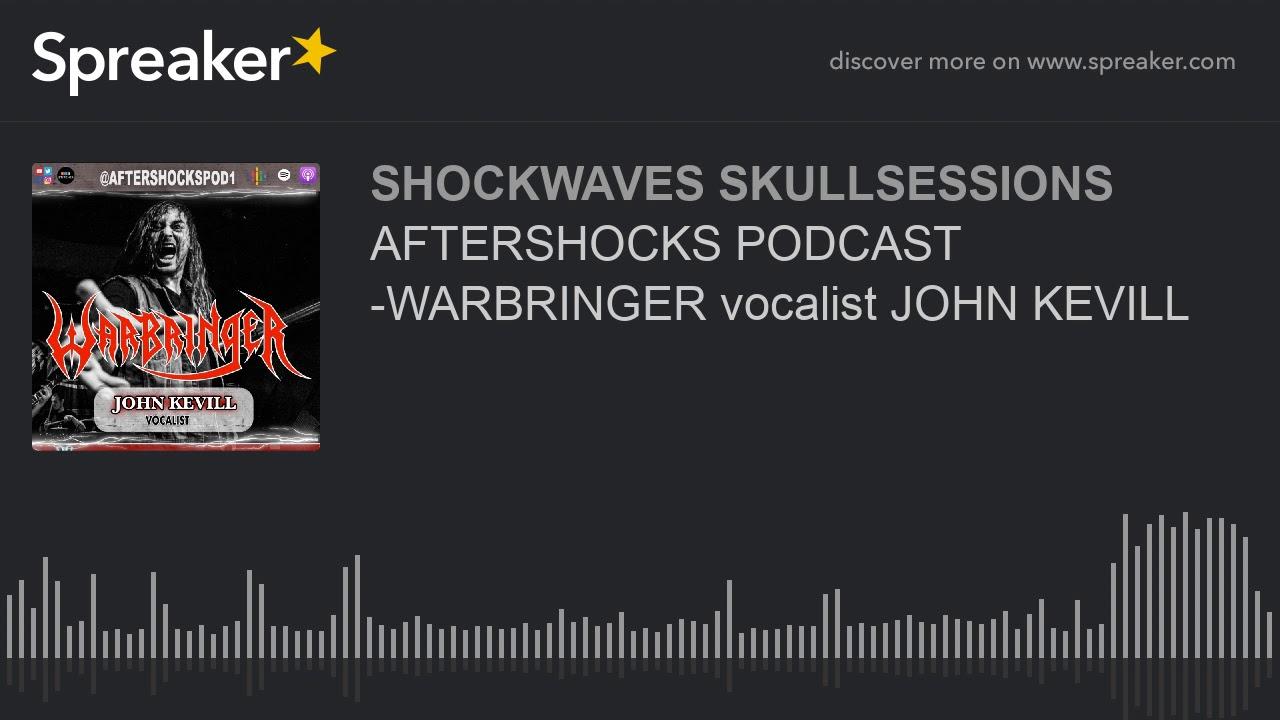 Interview with WARBRINGER Vocalist JOHN KEVILL