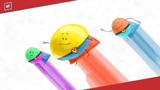 DSM 'World of Vitamins' - animated clip