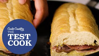 The Test Cook Episode 3: Cuban Sandwich Recipe Breakthrough