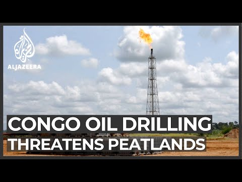 Republic of Congo oil drilling threatens environment: Activists