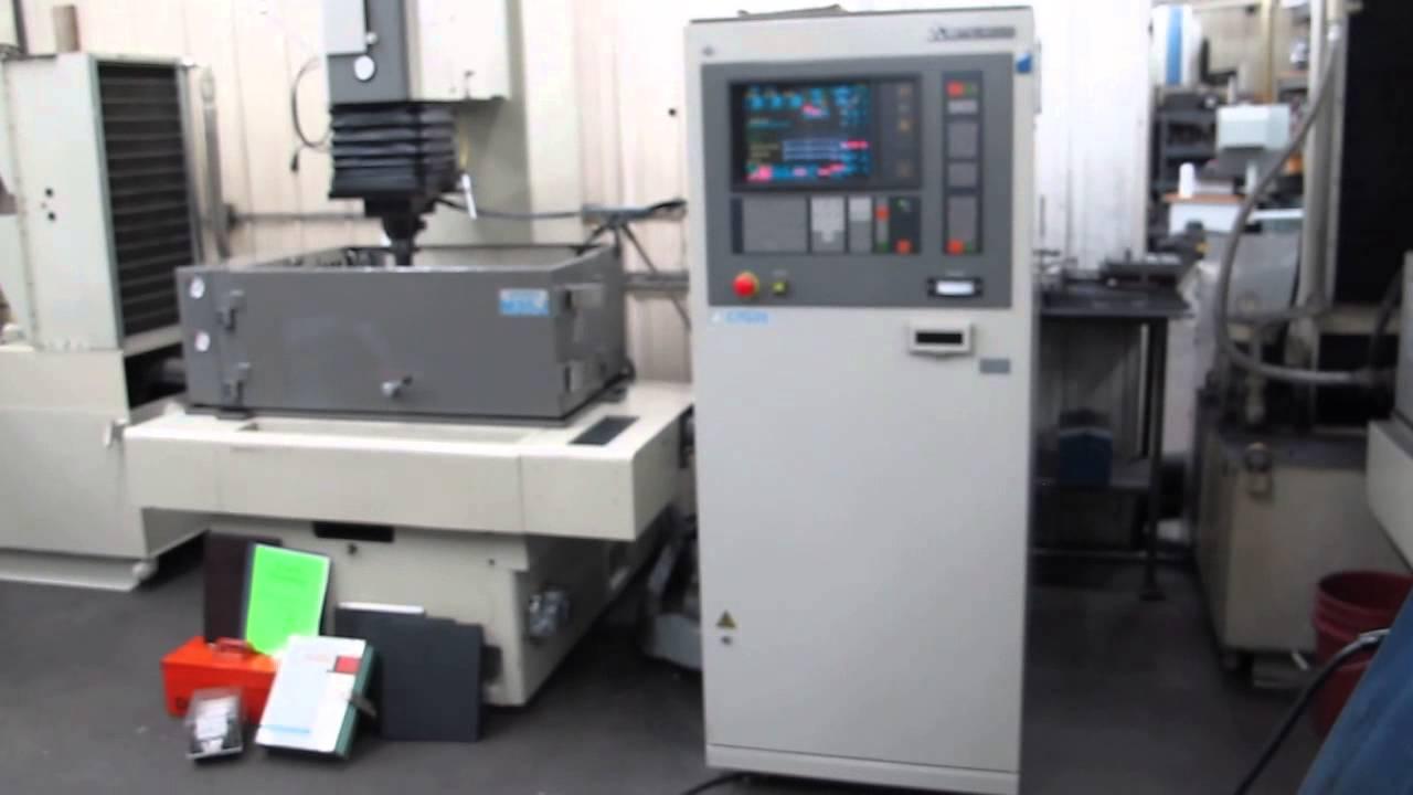 Mitsubishi M35j Cnc Sinker Type Edm Electrical Discharge