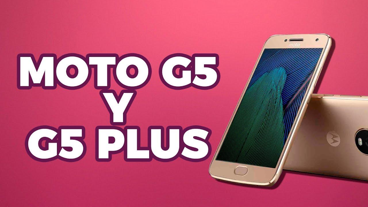 Moto g5 y g5 plus precios y caracter sticas youtube - Figuras de lladro precios ...